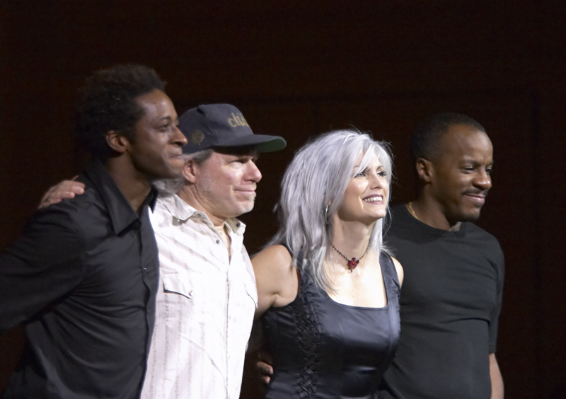Emmylou Harris + SpyBoy Band@Carnegie Hall