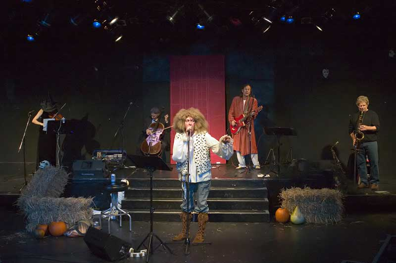 Zen for Primates at the Main Street Theatre